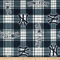 MLB Fleece New York Yankees Paid Navy/White