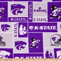 Collegiate Fleece Kansas State University