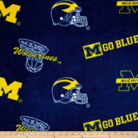 Collegiate Fleece University of Michigan