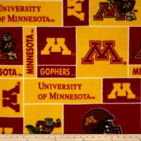 NCAA Minnesota Golden Gophers Fleece
