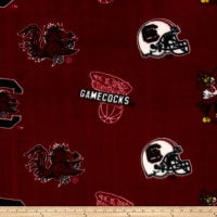 Collegiate Fleece University of South Carolina