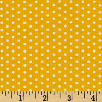 Spot On Pindot Yellow