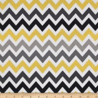 Remix Metallic Large Chevron Smoke