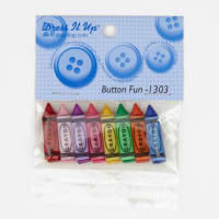 Dress It Up Embellishment Buttons  Button Fun Crayons