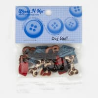 Dress It Up Embellishment Buttons  Dog Stuff