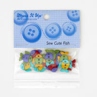 Dress It Up Embellishment Buttons  Sew Cute Fish