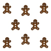 Dress It Up Embellishment Buttons  Iced Cookies