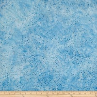 Artisan Batiks Elementals Tonal Dots Light Blue