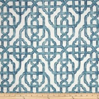 Lacefield Designs Imperial Slub Seaside Blue