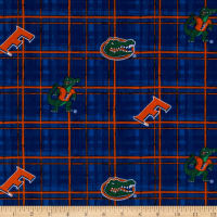 Collegiate Cotton Broadcloth University of Florida