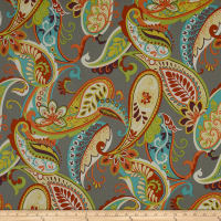 Covington Whimsy Cotton Duck Mardi Gras