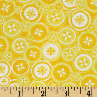 Jenean Morrison True Colors Buttons Yellow