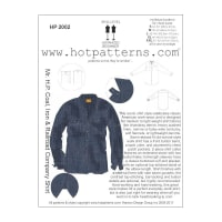 Hot Patterns Mr. H.P. Coal, Iron & Railroad Company Shirt Pattern