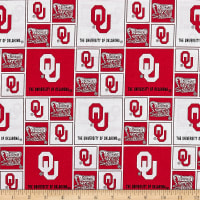 NCAA Oklahoma Sooners Cotton Red