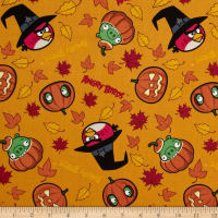 Angry Birds Spooky Angry Birds Orange