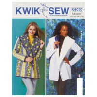 Kwik Sew Misses Jackets Pattern