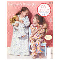 Ellie Mae Designs Everyone's Dolled Up Pattern