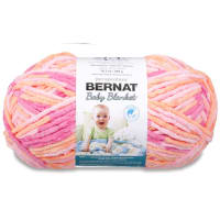 Bernat Baby Blanket  Big Ball Yarn (04510) Peachy