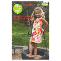 Olive Ann Designs Sunny Reversible Dress Pattern