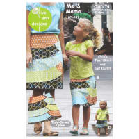 Olive Ann Designs Me & Momma Girl Pattern