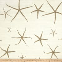 Lacefield Designs Seastar Sand Barkcloth