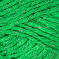 Red Heart Reflective Yarn Neon Green