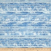 Kanvas Bible Study II Lord's Psalm Heavenly Blue
