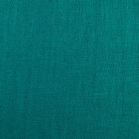 European 100% Linen Aloe Green