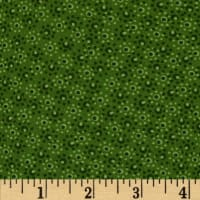 "108"" Wide Ashley Quilt Back Green"