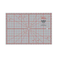 "TrueCut Double Sided Rotary Cutting Mat-12""X18"""