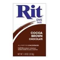 Rit Dye Powder Cocoa Brown