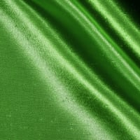 Shantung Sateen Apple Green
