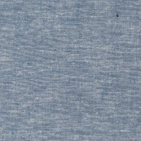 Kaufman Brussels Washer Yarn Dye 6 oz. Linen Blend Fabric Chambray