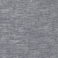 Kaufman Brussels Washer Yarn Dye 6 oz. Linen Blend Fabric Grey