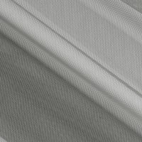 Telio Stretch Nylon Shaper Mesh Grey