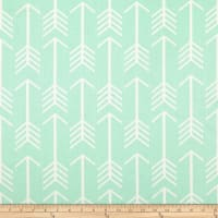 Premier Prints Arrow Mint Twill