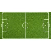 Sports Life Soccer Field Grass