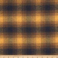 Kaufman Mammoth Flannel Plaid Toasted Almond
