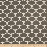 Nate Berkus Grenelle Embroidered Graphite