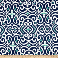 Dwell Studio New Damask Marine