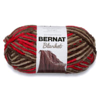 Bernat Blanket Big Ball Yarn (10422) Rasberry Trifle