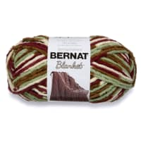 Bernat Blanket Big Ball Yarn (10301) Plum Fields