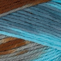 Red Heart Soft Yarn (9535) Waterscape