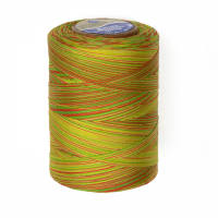 Coats & Clark Star Mercerized Cotton Quilting Multicolor Thread 1200 Yds Citrus