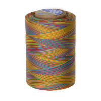 Cotton Machine Quilting Multicolor Thread 1200 YD Gumballs