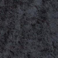 Fabric Merchants Crushed Panne Velour Black