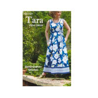 Serendipity Tara Tank Dress Pattern