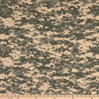 Organic Cotton Ripstop Army Combat Uniform