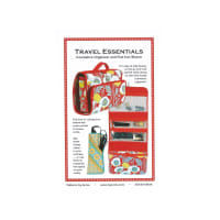 By Annie Travel Essentials Bag Pattern