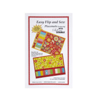 By Annie Easy Flip & Sew Placemat Pattern
